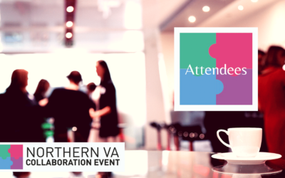 Who Attends Northern VA Collaboration Event?